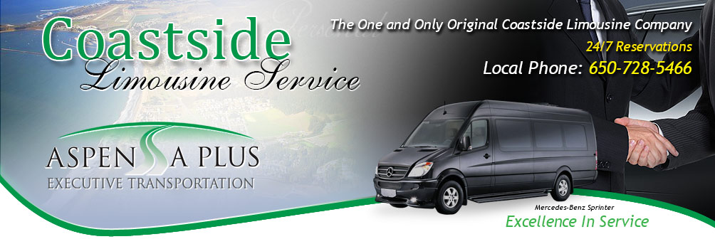 Coastside Limousine Services - San Fransico Bay Car Services