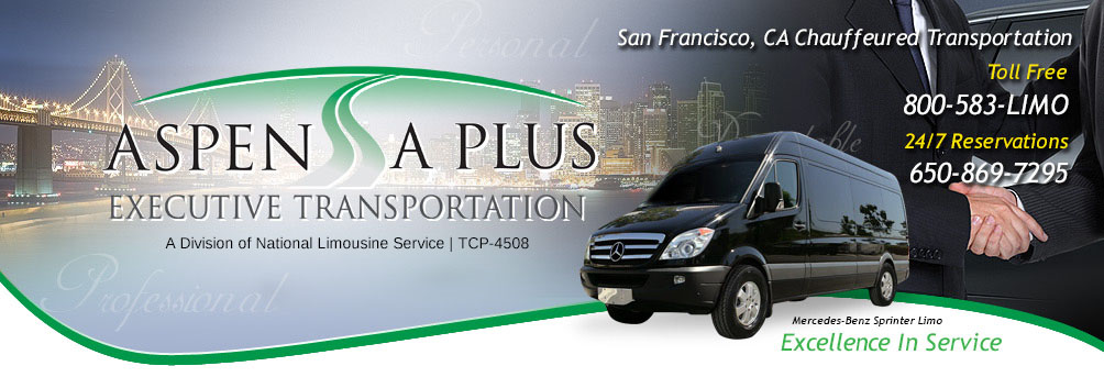Holiday Limo Transportation in San Francisco Bay