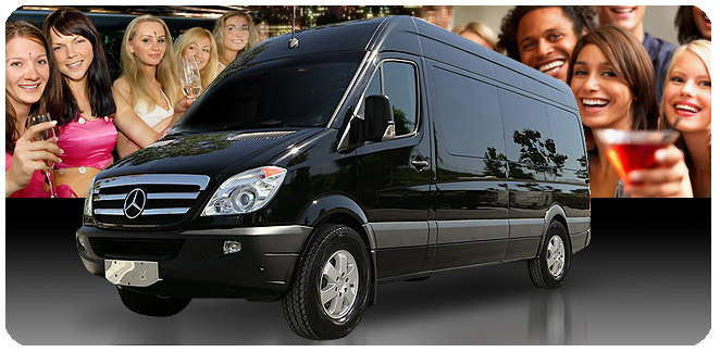 San Francisco Bay Party Bus Rental Services