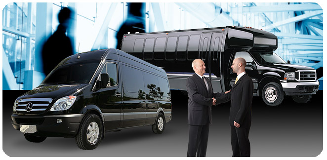 San Francisco Bay Corporate Shuttle Services